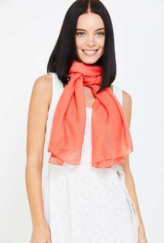 GINGER Women Solid Stole