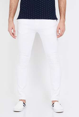 PEPE JEANS Chinox Solid Slim Tapered Jeans