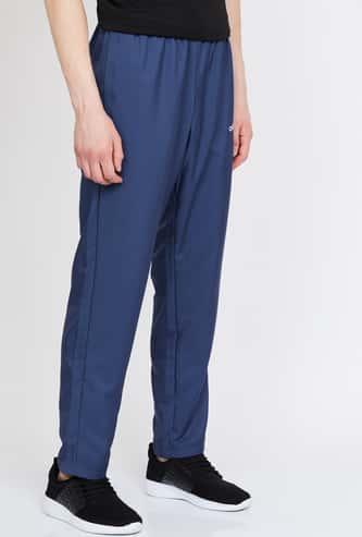 ADIDAS Solid Elasticated Regular Fit Track Pants