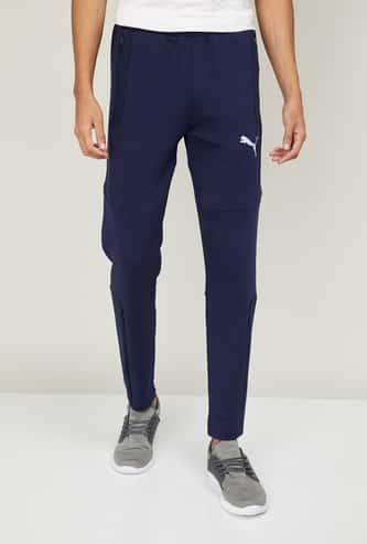 PUMA Men Solid Regular Fit Track Pants