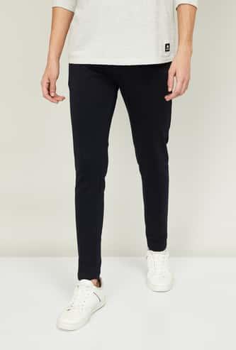 PROLINE Men Solid Slim Fit Track Pants