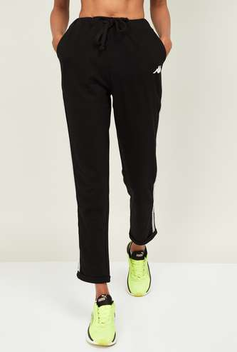 KAPPA Women Taped Full-Length Track Pants