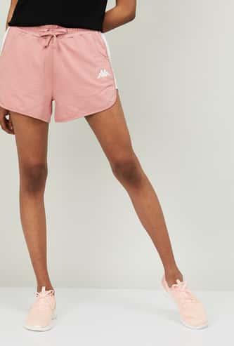 KAPPA Women Panelled Training Shorts
