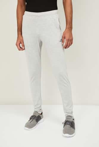 ALCIS Men Textured Elasticated Track Pants