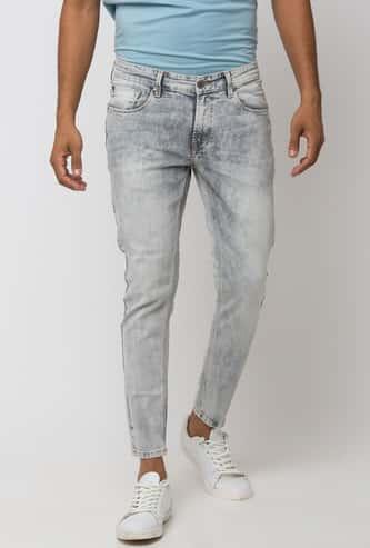 SPYKAR Men Stonewashed Jeans