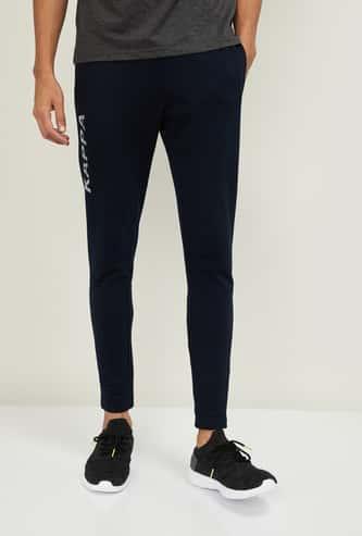 KAPPA Men Solid Skinny Fit Track Pants