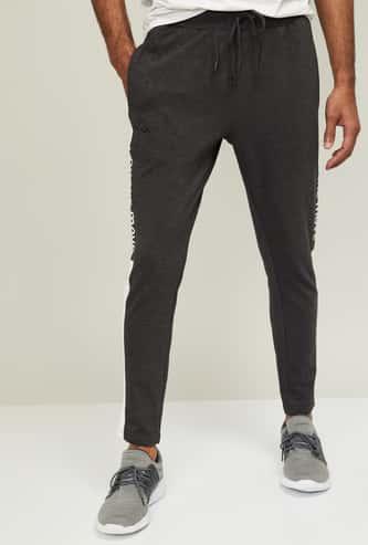 KAPPA Men Printed Elasticated Track Pants