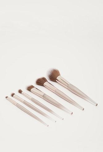 Face Essential 6-Piece Makeup Brush Set