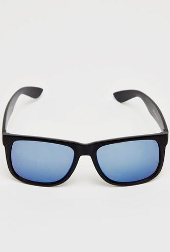 Solid Full Rim Sunglasses