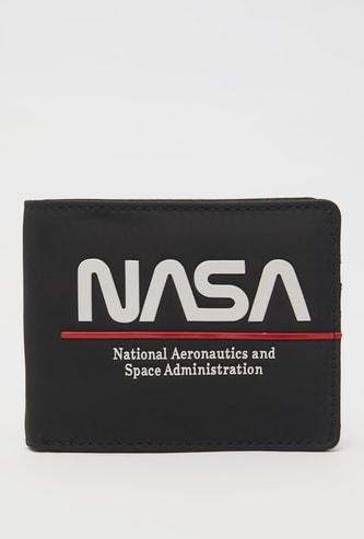NASA Print Bi-Fold Wallet