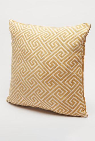 Textured Filled Cushion - 45x45 cms