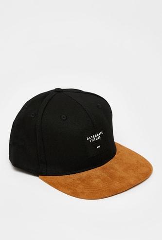 قبعة كاب سادة بمكبس إغلاق