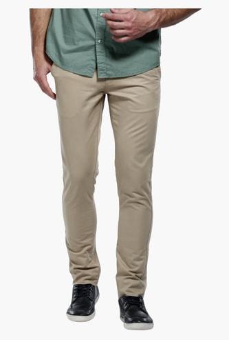 Full Length Pants in Slim Fit