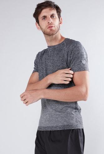 Printed Raglan Sleeves T-Shirt