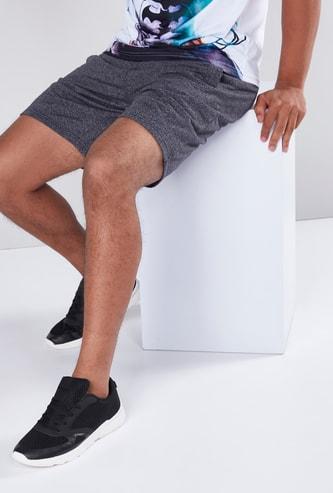 Pocket Detail Grindle Shorts