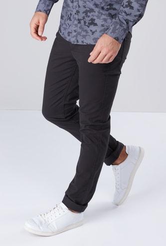Full Length 5-Pocket Jeans