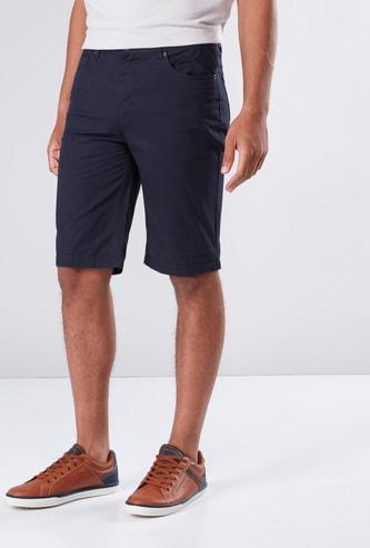 5 Pockets Shorts in Regular Fit
