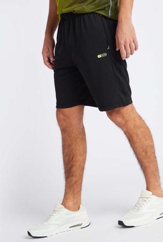 Knee Length Printed Shorts