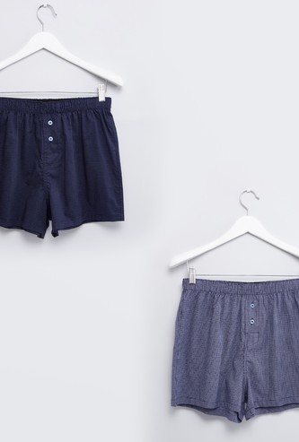 Set of 2 - Assorted Boxer Briefs