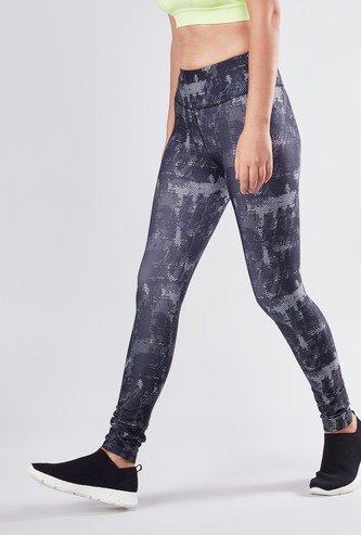 Full Length Printed Leggings