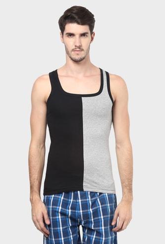 CHROMOZOME Cut & Sew Pattern Vest