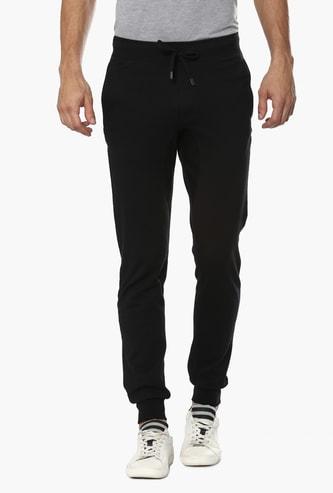 FAHRENHEIT Solid Jogger Trackpants