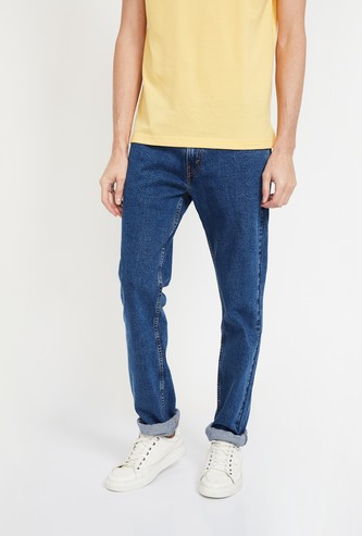 LEVI'S 511 Solid Slim Fit Jeans