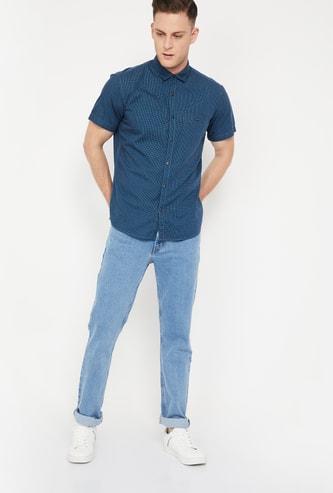 LEVI'S 511 Stonewashed Slim Fit Jeans
