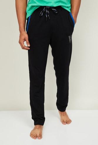 VAN HEUSEN Men Solid Lounge Pants