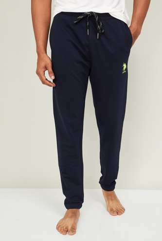 U.S. POLO ASSN. Men Solid Lounge Pants
