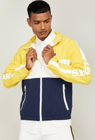 LEVI'S Men Colourblock Hooded Jacket