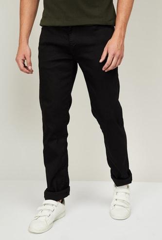 LEVI'S Men Solid Slim Fit Jeans