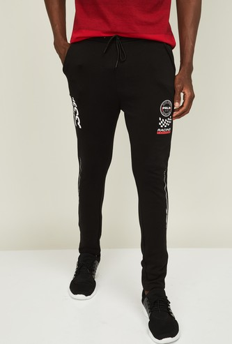 PROLINE Men Printed Elasticated Track Pants