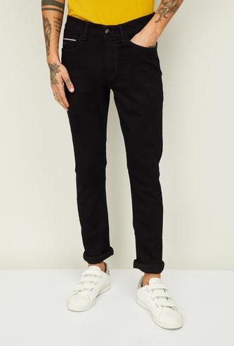 U.S. POLO ASSN. Men Solid Slim Fit Jeans