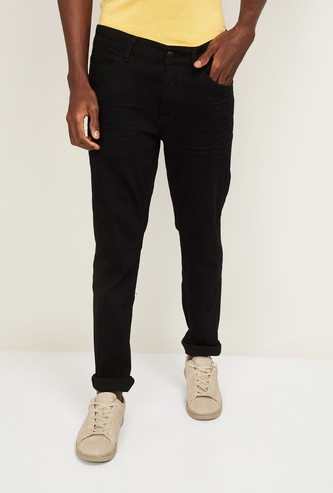 US POLO ASSN. Men Slim Tapered Jeans