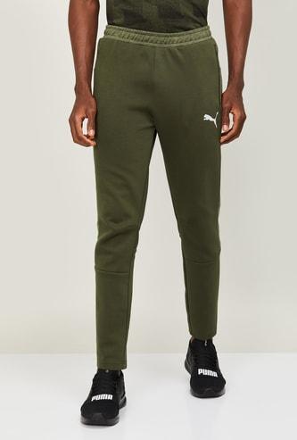 PUMA Men Solid Elasticated Track Pants