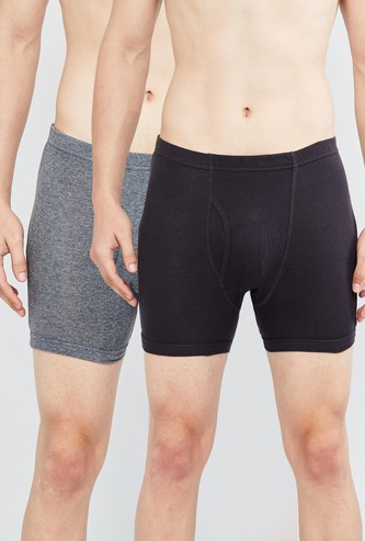 MAX Solid Trunks - Pack of 2