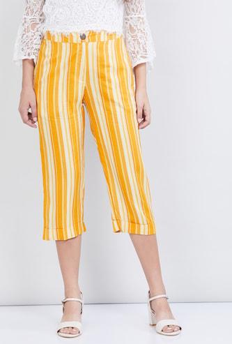 MAX Striped 3/4 Pants
