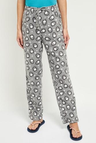 MAX Printed Fuzzy Pyjamas