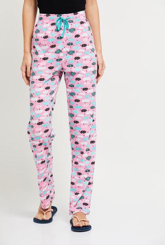 MAX Printed Pyjama Pants