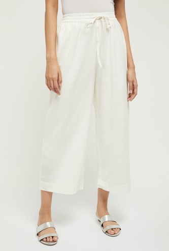 MAX Solid Elasticated Culottes