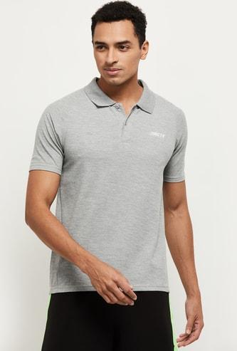 MAX Printed Polo T-shirt