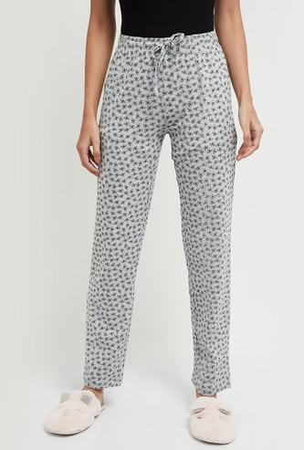MAX Printed Knit Lounge Pants