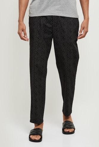 MAX Printed Woven Lounge Pants