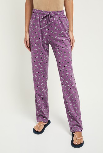 MAX Printed Elasticated Pyjama