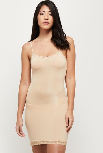 MAX Solid Long Camisole