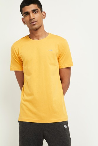 MAX Solid Crew Neck Lounge T-shirt