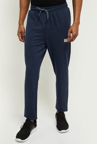 MAX Solid Regular Fit Track Pants