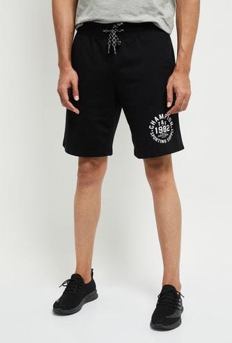 MAX Printed Woven Sports Shorts