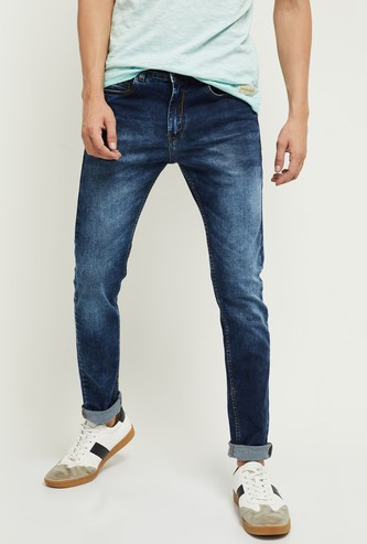 MAX Medium Washed Skinny Fit Jeans